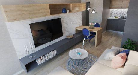 Na predaj 1 - izbové byty v bytovom dome MALÁ PRAHA