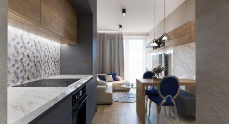Bytový dom MALÁ PRAHA - V predaji 1 - izbové byty