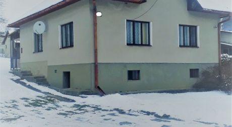 Na predaj Rodninný dom v obci Dubové