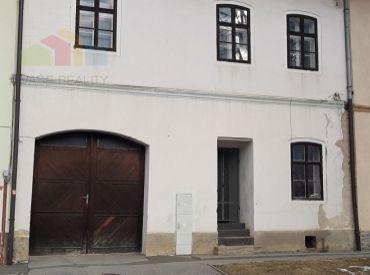 Predám dom v historickom centre Poprad - Veľká