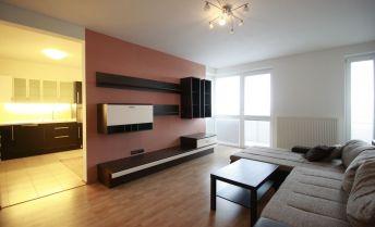 3-izb. byt s veľkým balkónom v novostavbe Stupava Bočná ul.
