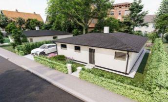 4 izbový  nízkoenergetický rodinný dom v obci Golianovo na pozemku 4,25 ára