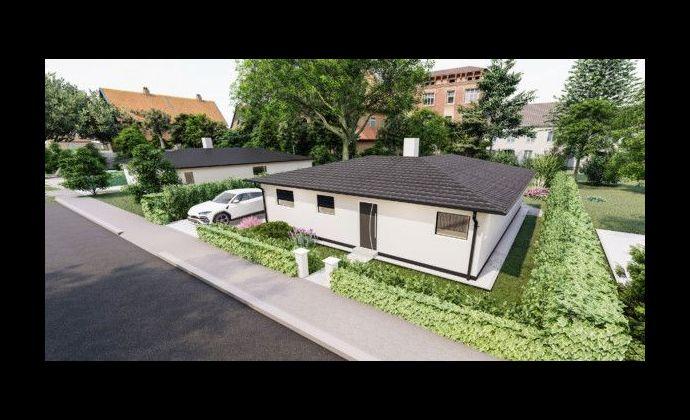 4 izbový  nízkoenergetický rodinný dom v obci Golianovo