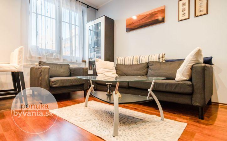 PREDANÉ - PRI STAREJ PRACHÁRNI, 2-i byt, 54 m2 - blízko CENTRA, klimatizácia, TEHLA, kompletná rekonštrukcia