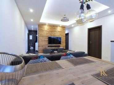 REZERVOVANÉ - 3 izbový byt so záhradou a nadštandardným zariadením na ulici Agátová v Rovinke
