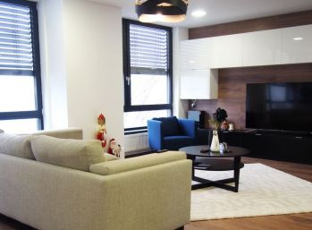 BA Dunajská - luxusný 5-izbový byt o rozlohe 252 m2.