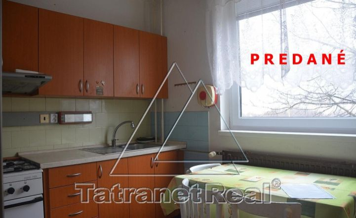 PREDANÉ - 2 izbový byt na Sídlisku pod Sokolejom
