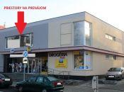 REALITY COMFORT - Na prenájom lukratívne komerčné priestory v Novákoch