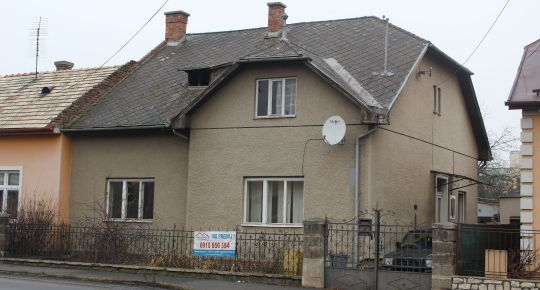 Výrazne Znížená cena rodinného domu v Lučenci na Haličskej ceste