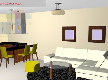 Predám 2 izb. byt 54 m2, novostavba, Dubnica nad Váhom