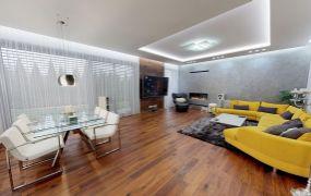 Na predaj 5-izbový moderný, exkluzívne zariadený rodinný dom, nachádzajúci sa v obci Mníchova Lehota.