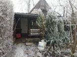 Pozemok - záhrada s murovanou záhradnou chatkou, 501m2 + podiela na príst.ceste 55,66m2, Šamorín