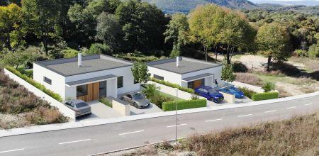 NOVINKA 2020: Moderný dom na Medových lúkach - DOM Autor, pozemok C2