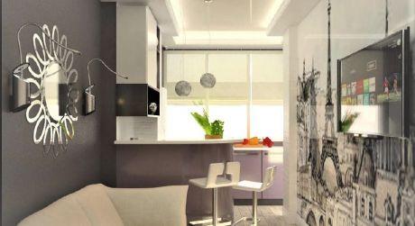 Ponúkame na predaj komplet prerobený 1 izbový byt Martin-Košúty 1