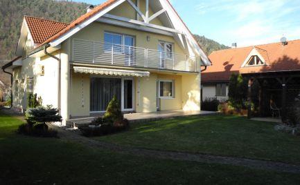 Rodinný dom vysokej kvality a v dobrom prostredí