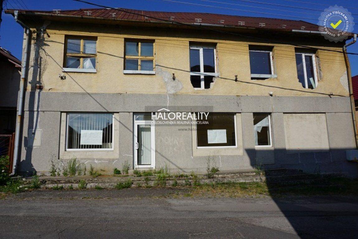 Obchodný objekt-Predaj-Janova Lehota-76950.00 €