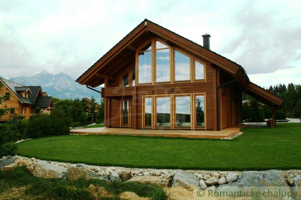 Rekreačná chata-Predaj-Veľká Lomnica-443000.00 €