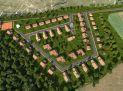 predám posledné stavebné pozemky, vilová časť Pod Lesom, Budimír