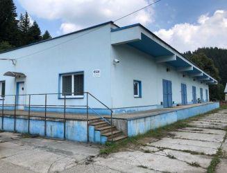 Výrobné a skladové priestory hala 400 m2, predaj, Kysuce