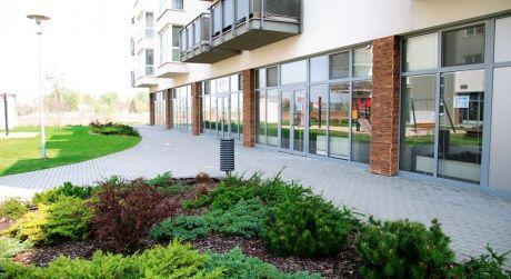 Obchodný priestor v Jarovciach je na prenájom- 75m2 v novostavbe Jantár