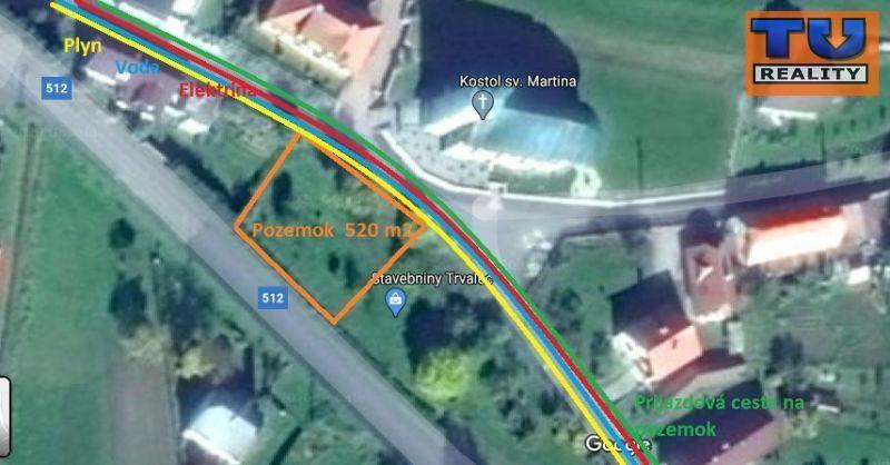 Pozemok pre RD-Predaj-Horné Hámre-30000.00 €