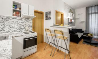 Útulný 2 izbový byt s loggiou, Nové Mesto - Rača, Račianska ulica