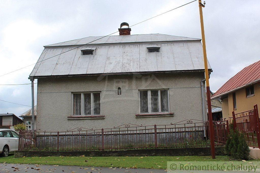 Rodinný dom-Predaj-Zbojné-20000.00 €