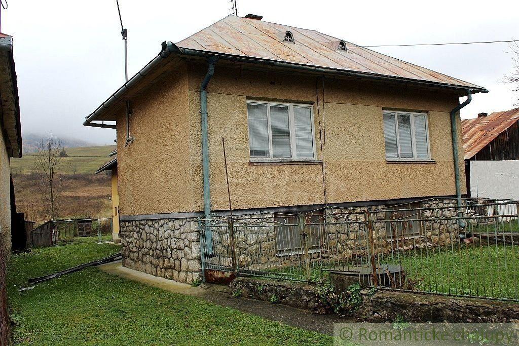 Rodinný dom-Predaj-Nižná Jablonka-22500.00 €