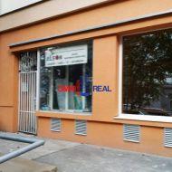 Prenájom obchodného priestoru pri Trnavskom mýte, Družstevná ul., 45 m2, 3 miestnosti