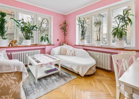 Zariadený 4 izbový byt, Pavlovova, Bratislava-Ružinov, 101 m2