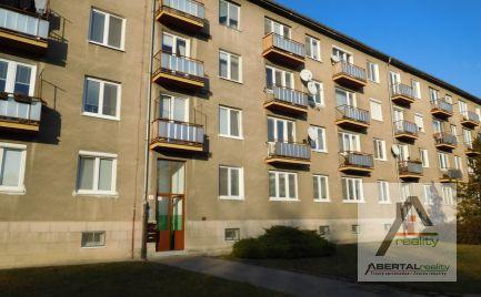 Rezervovaný - predaj  2i bytu s balkónom na Haburskej ulici v Ružinove