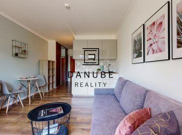 Predaj 2 izbové štúdia/apartmány na Antolskej ulici  v Bratislave vo výnimočnej lokalite mestskej časti Petržalka.