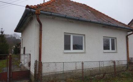 Rodinný dom 3+1 vo Veľkých Držkovciach časť Dolné Držkovce s 601 m2 pozemkom
