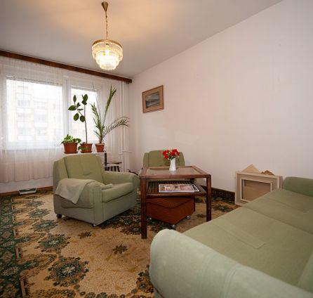 StarBrokers - na predaj 2 izbový priestranný byt v Ružinove na  ulici Jašíkova.