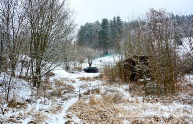 REZERVOVANÉ: Stavebný pozemok pre rodinný dom, Ľubietová