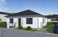Novostavba 4-izbového RD v novovybudovanej lokalite