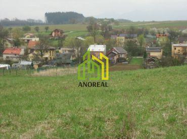 EXKLUZÍVNE na predaj záhrada, Žilina - Rosina, 874 m2
