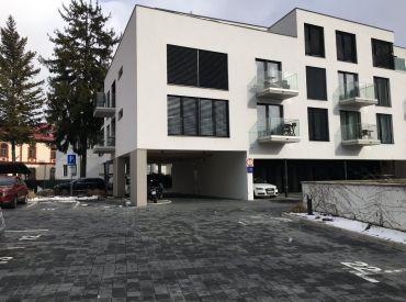 parkovacie miesto Banská Bystrica centrum