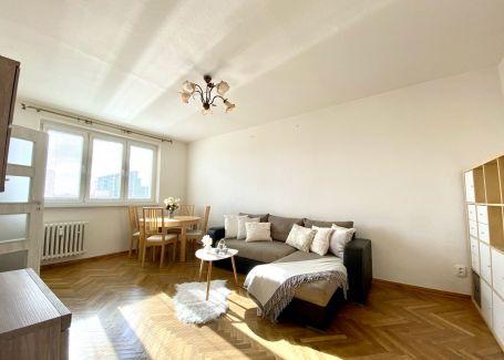 2 izbový byt na prenájom s balkónom, Ružinov, 55 m2