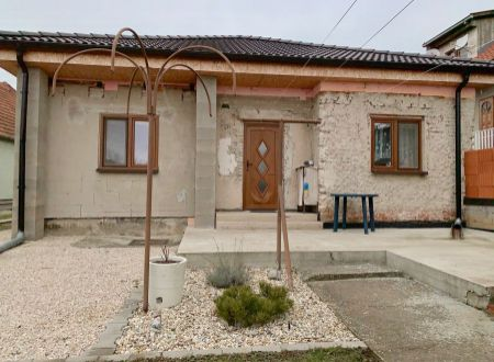 Rodinný dom Výčapy Opatovce / VYPLATENA ZALOHA