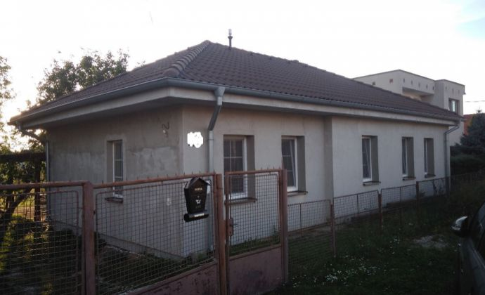 Predám rodinný dom v obci Beladice - Veľké Chrašťany