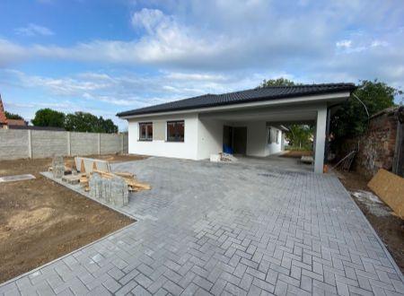 Novostavba Rodinný dom Solčany