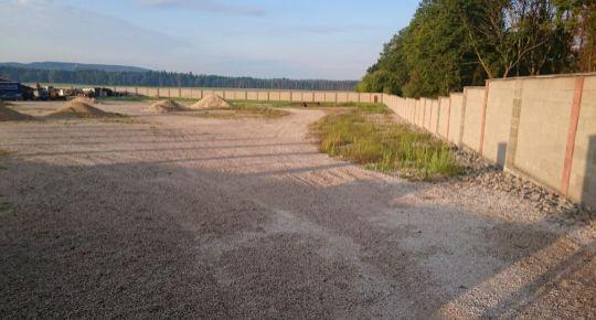 Priemyselný pozemok  18760 m2, strategická poloha, Jablonica (SENICA)