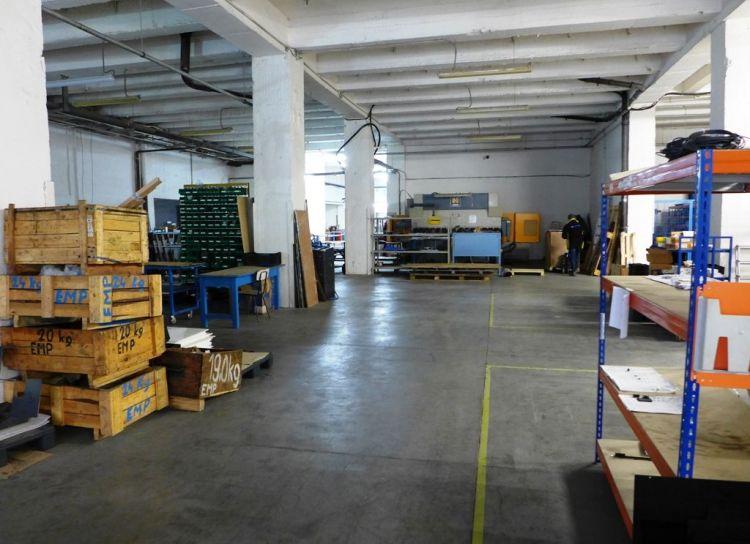 Prenájom výrobné priestory 760 m2 Žilina