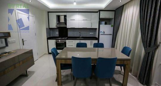Predaj 3 izbový apartmán 100 m2 Side Turecko 10201