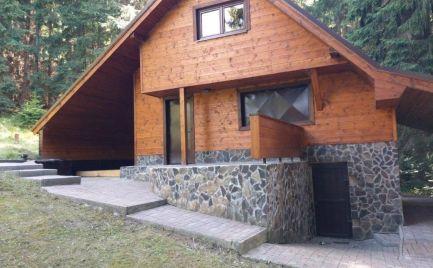 Rekreačná chata pod Tatrami na predaj