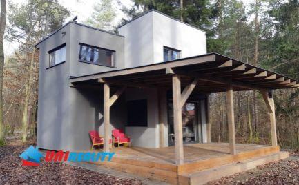 ---PREDANÉ---   TOPOĽČANY - DUCHONKA – 3 – izb. chata NOVOSTAVBA vhodná aj na celoročné bývanie s peknou terasou