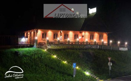 Salaš - penzión s reštauráciou na predaj v Nižnej
