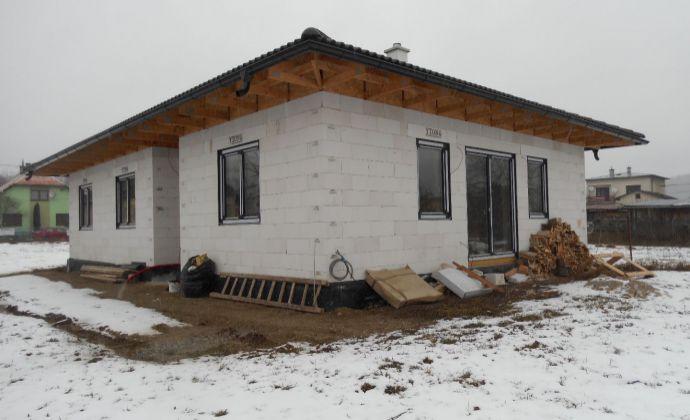 Rodinný dom, bungalov, Kláštor pod Znievom – holdom