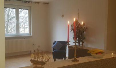 Rezervovaný -  4-izbový byt na začiatku Petržalky - Wolkrova ulica